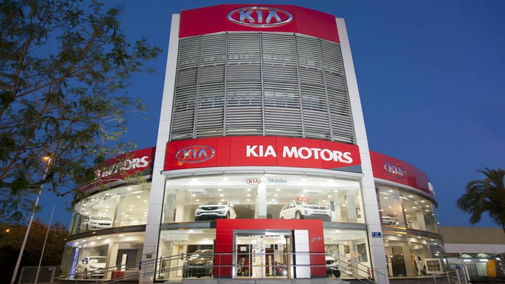 Kia Las Cruces >> Concesionario Kia Valencia - La Avenida del Automovíl